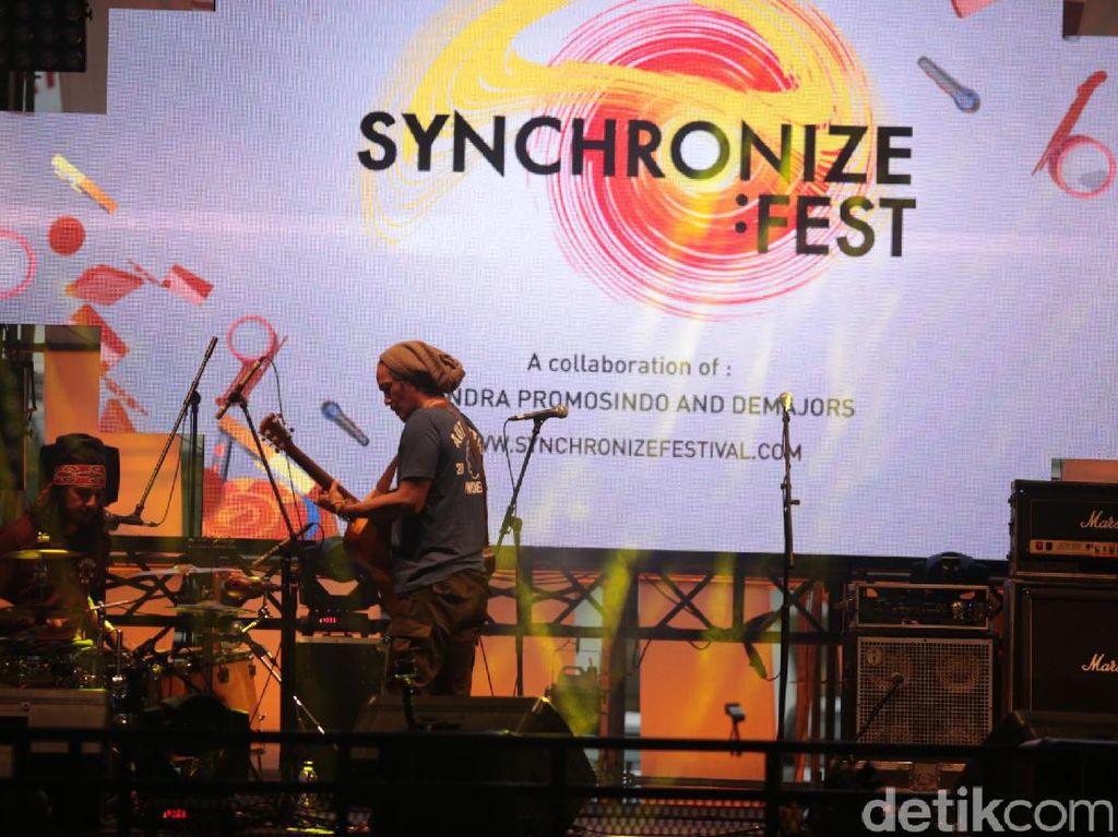 Synchronize Fest Umumkan Jadwal dan Tempat Acara Tahun Ini