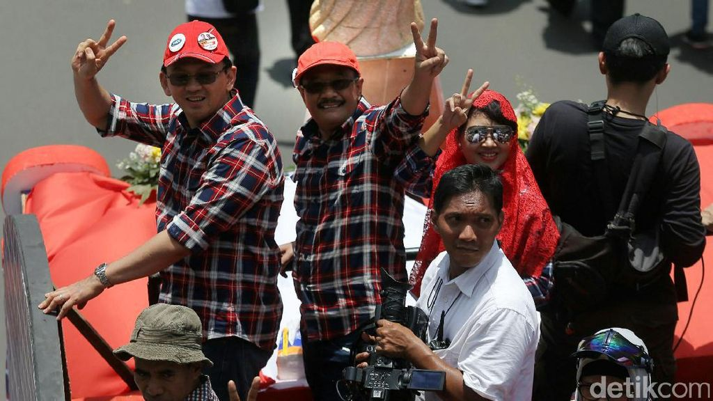 Ada Penolakan Saat Kampanye, Tim Ahok-Djarot Minta Komitmen Bawaslu DKI