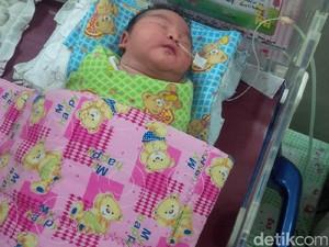 Bayi Perempuan Jumbo dengan Bobot 5,1 Kg Lahir di Medan