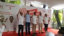 Anies-Sandi Kenalkan Dewan Pakar dan Juru Bicara Pemenangan