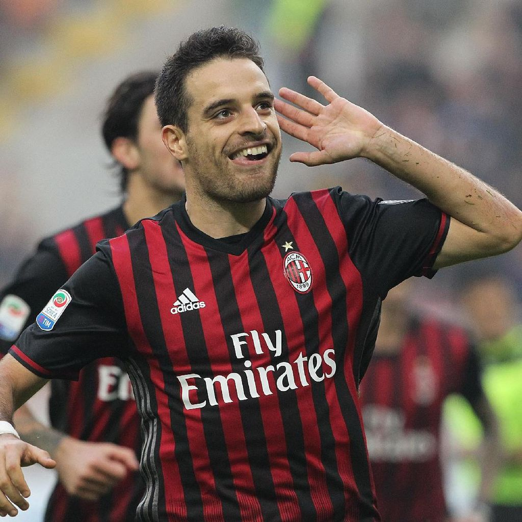 Milan Perpanjang Kontrak Bonaventura
