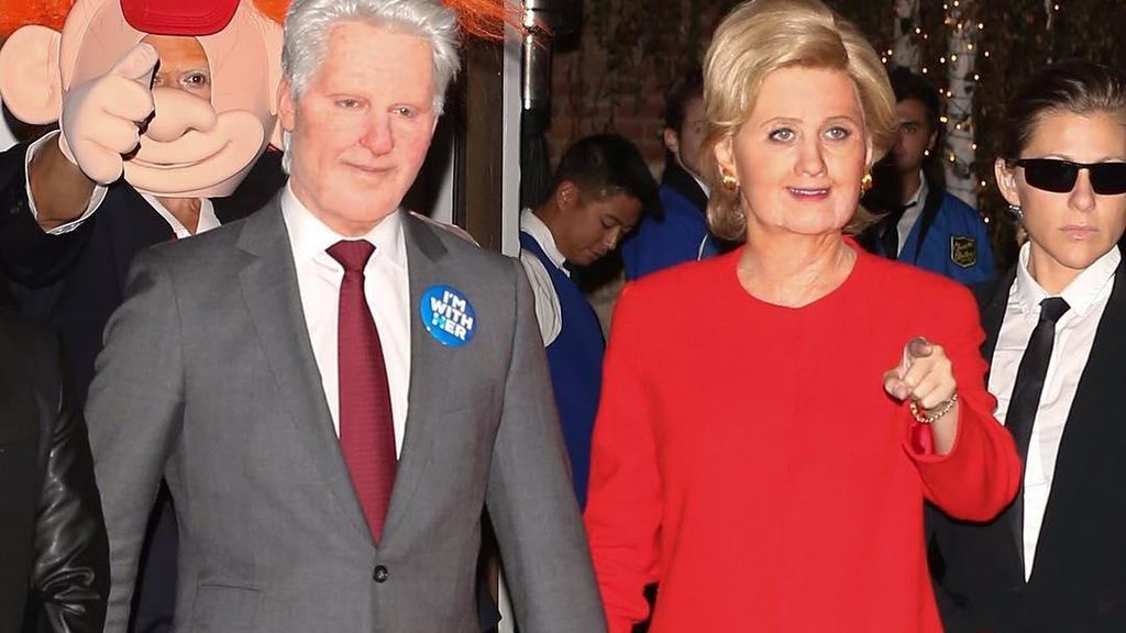 Katy Perry Ungkap Rahasia Mirip Hillary Clinton Saat Halloween
