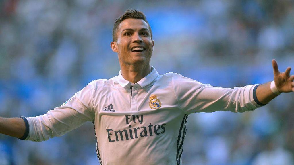 Gaji Naik, Kekayaan Ronaldo pun Makin Bikin Geleng-Geleng Kepala