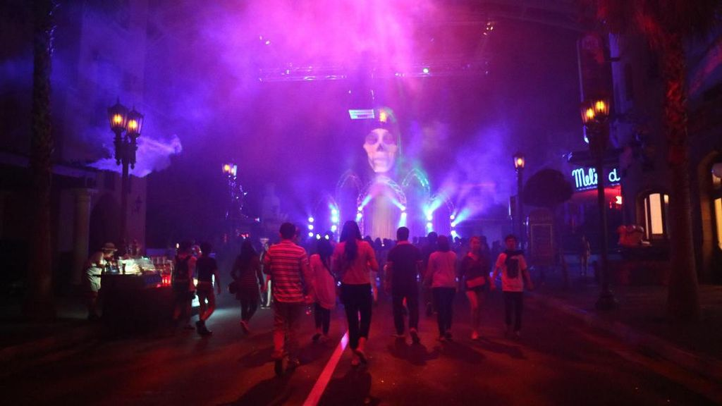 Ada Halloween Horror Night yang Ngeri-ngeri Seru di Singapura!