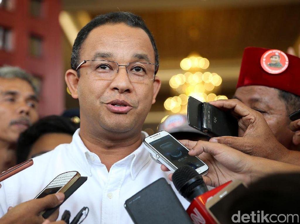 MA Batalkan Pergub Larangan Motor, Anies: Jakarta Milik Semua