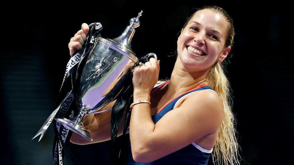 Cibulkova Juara Usai Kalahkan Kerber