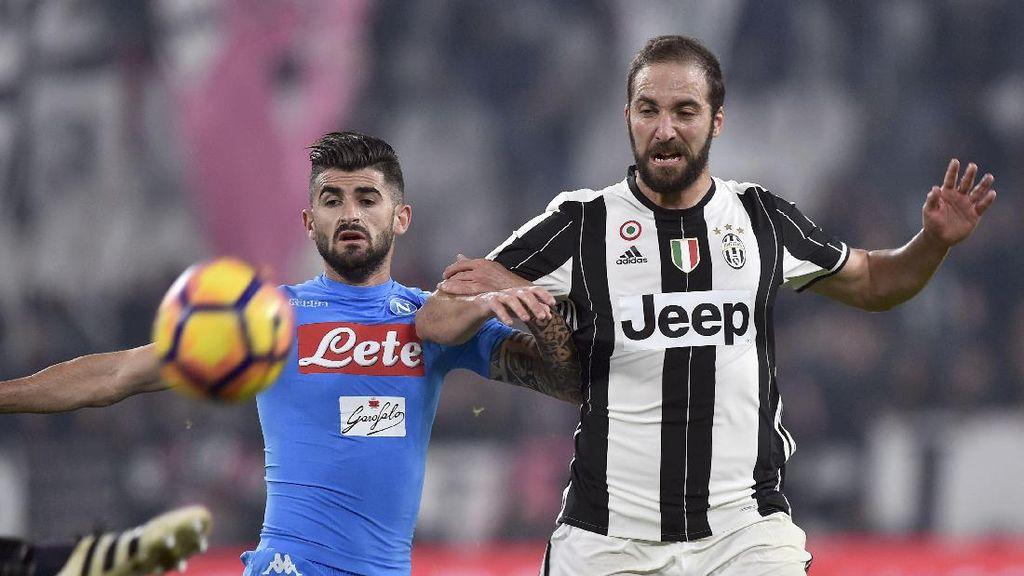 Duel Panas di San Paolo: Napoli vs Juventus