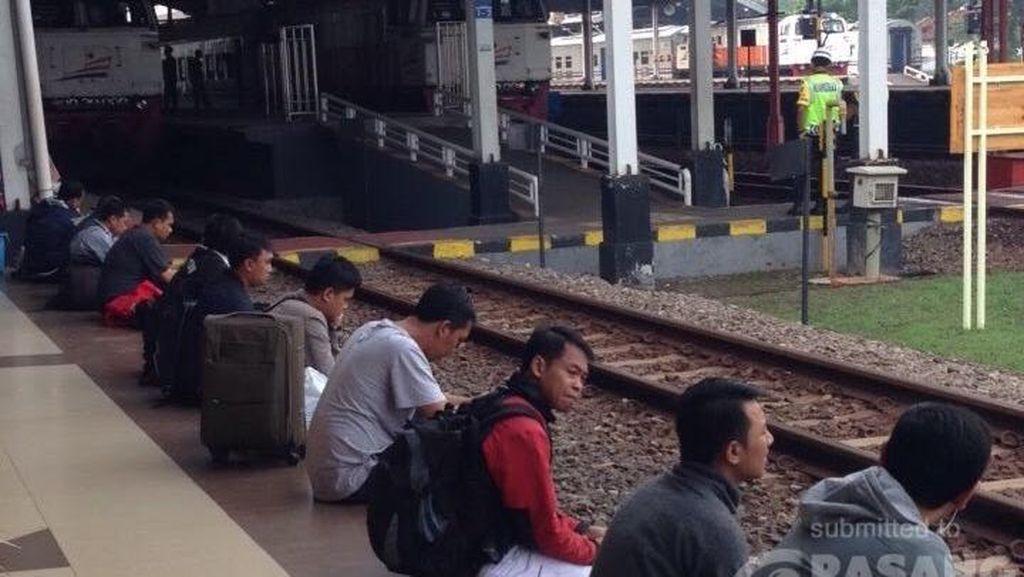 KAI Telusuri Penyebab Anjloknya KA di Subang yang Sebabkan Keterlambatan Jadwal