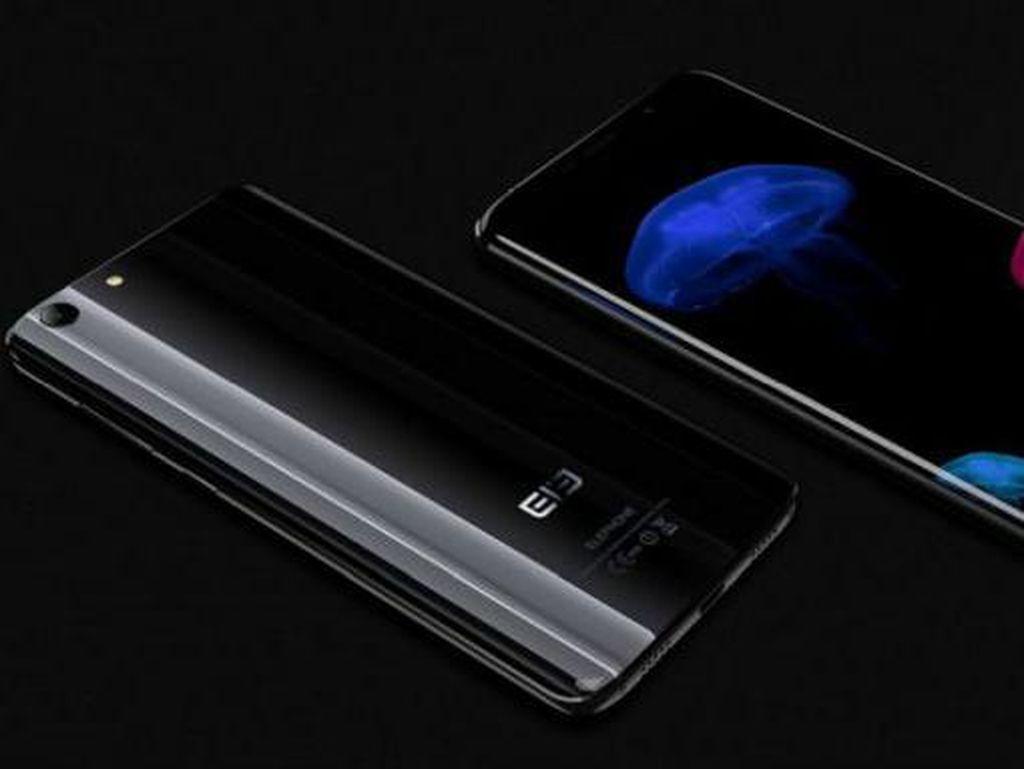Elephone S7, Ponsel Anti Meledak yang Mirip S7 Edge