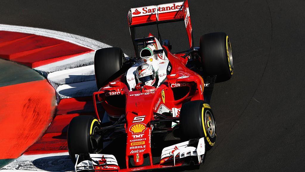 Tentang Vettel yang Marah-Marah dengan Ucapan Kasar di Radio Tim