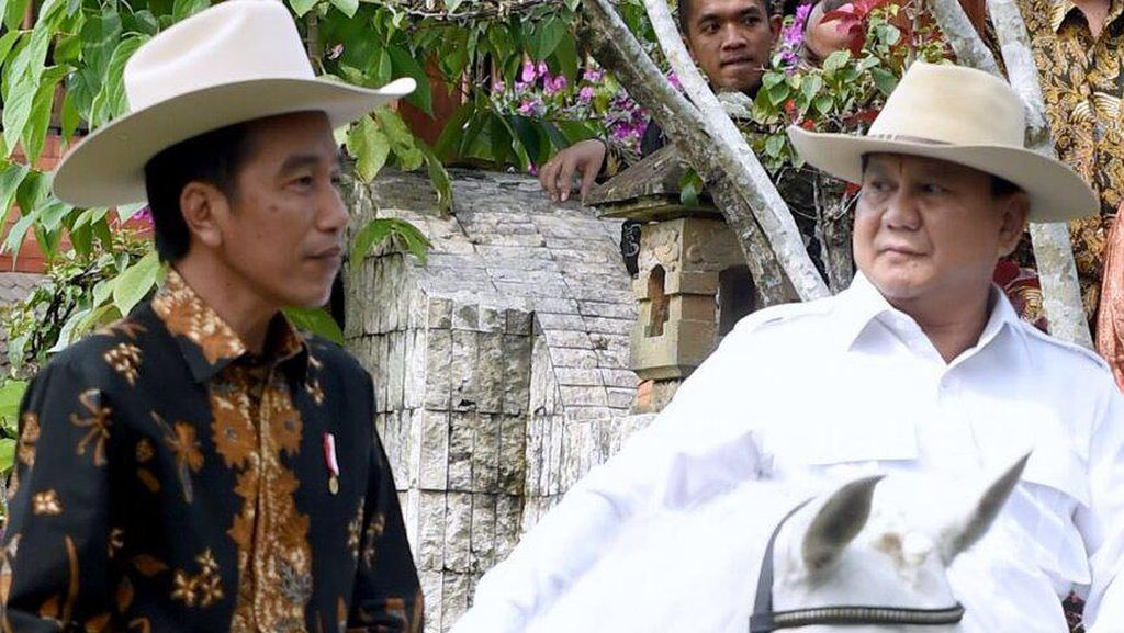 Fadli Zon Bicara Kemesraan dan Persaingan Jokowi vs Prabowo
