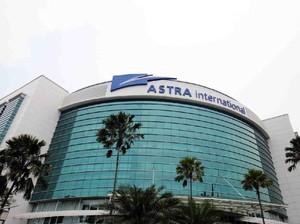 Astra Tak Tertarik Comot Saham Freeport