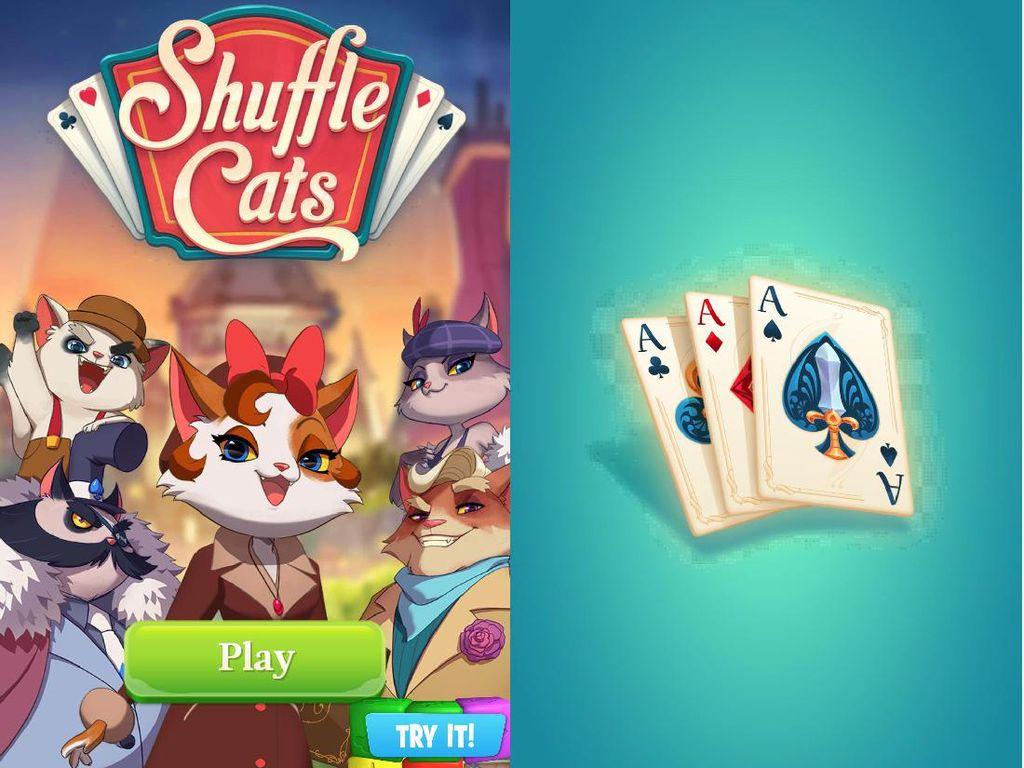 Shuffle Cats: Bukan Sekadar Permainan Kartu Remi