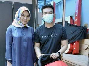 Jarang Syuting Pasca Idap Kanker, Aldi Taher Pilih Jualan Sate Taichan