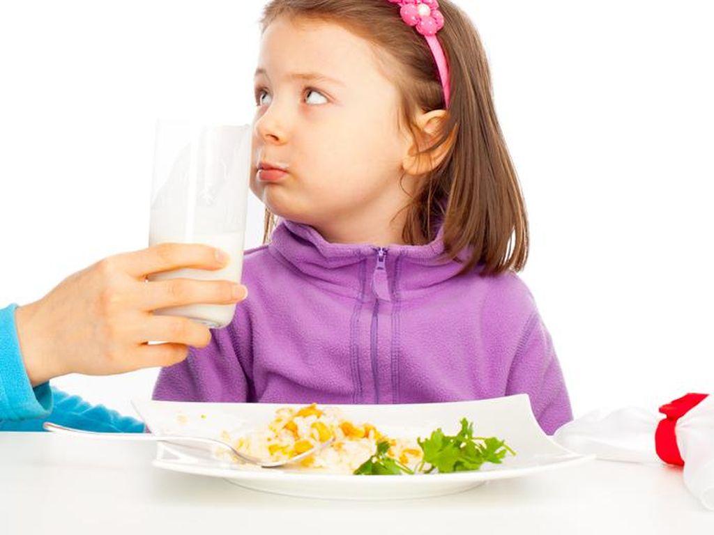 Si Kecil Suka Pilih-pilih Makanan? Bisa Jadi karena Faktor Genetik