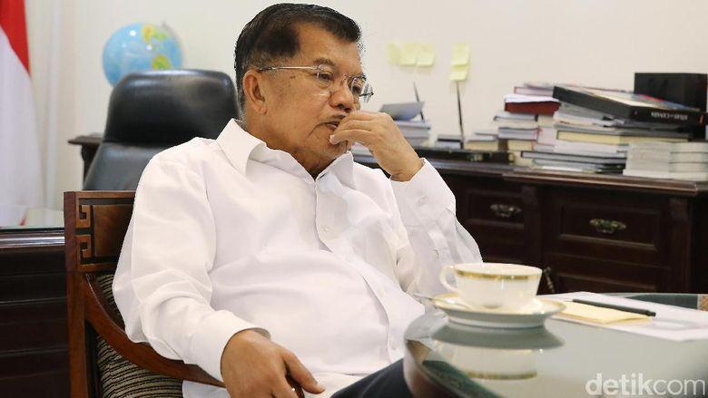 JK: Ada 2 Kebijakan Keliru di RI yang Habiskan Dana Rp 6.000 T