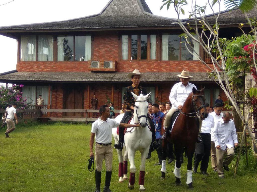 BPN Ingin Jokowi Aktif Kontak Prabowo, TKN Minta Tak Politisir