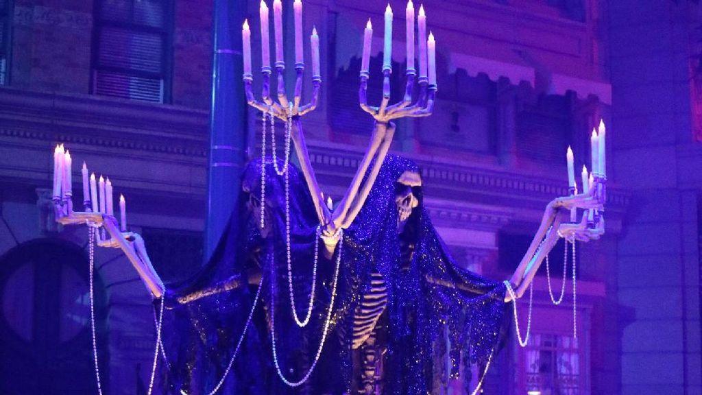 Wahana Horor yang Bikin Merinding Kala Halloween di Singapura