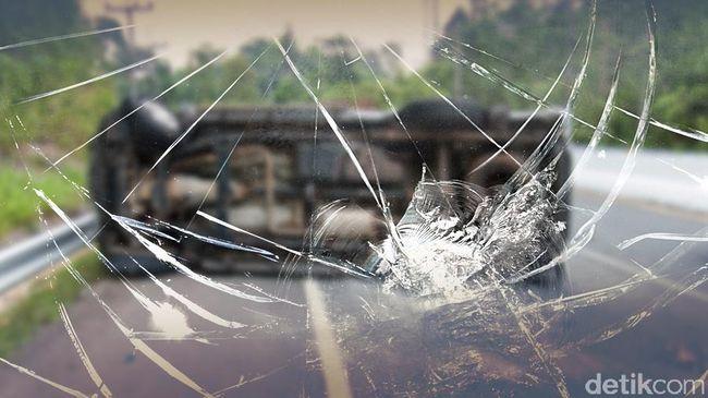 2 Bocah Meninggal dalam Kecelakaan di Tol Solo-Ngawi Selama Lebaran