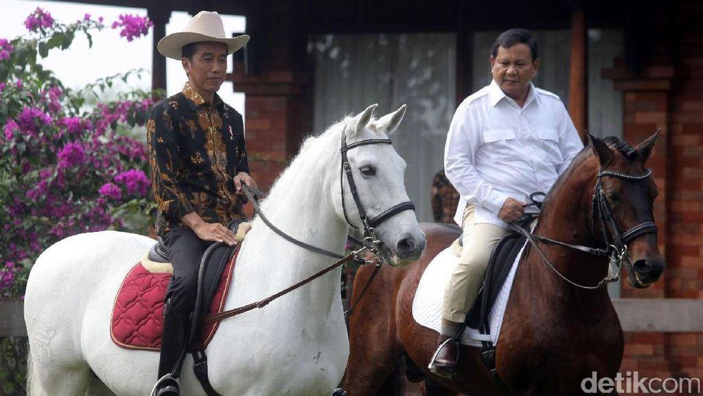 Sandi Akui Duet Jokowi-Prabowo Sempat Disinggung di Gerindra
