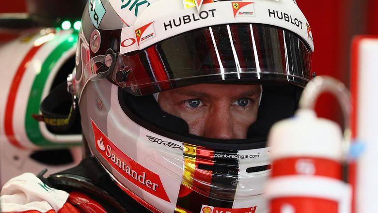Musuh Terbesar Vettel adalah Dirinya Sendiri