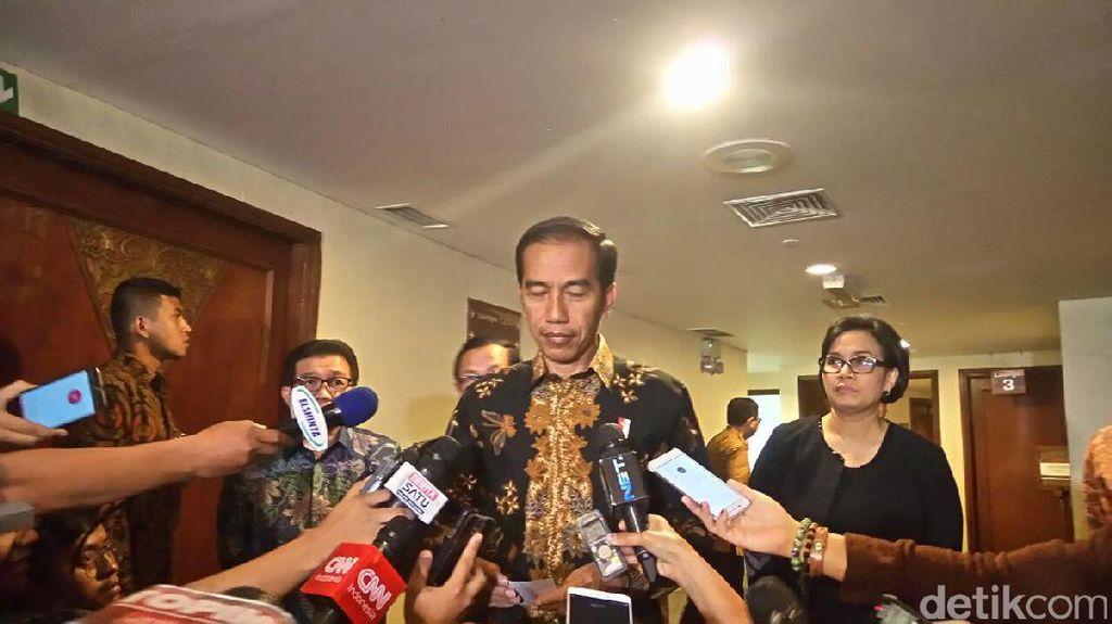 Jokowi Ajak Masyarakat Menabung di Hari Menabung Nasional