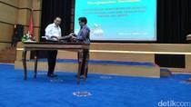 Teken MoU dengan BPPT, Kemenhub Dorong Teknologi Anak Bangsa untuk Transportasi