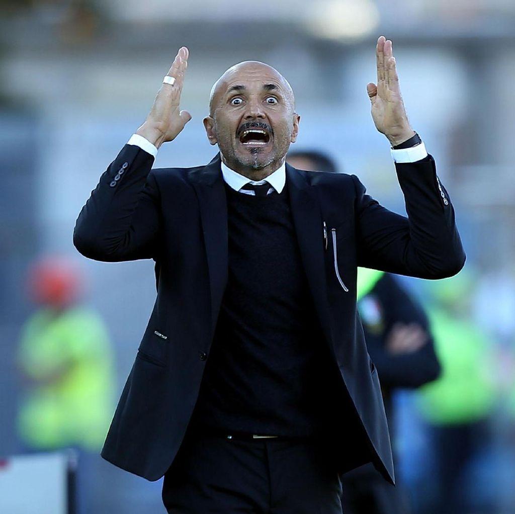 Spalletti: Jangan Lengah, Roma!