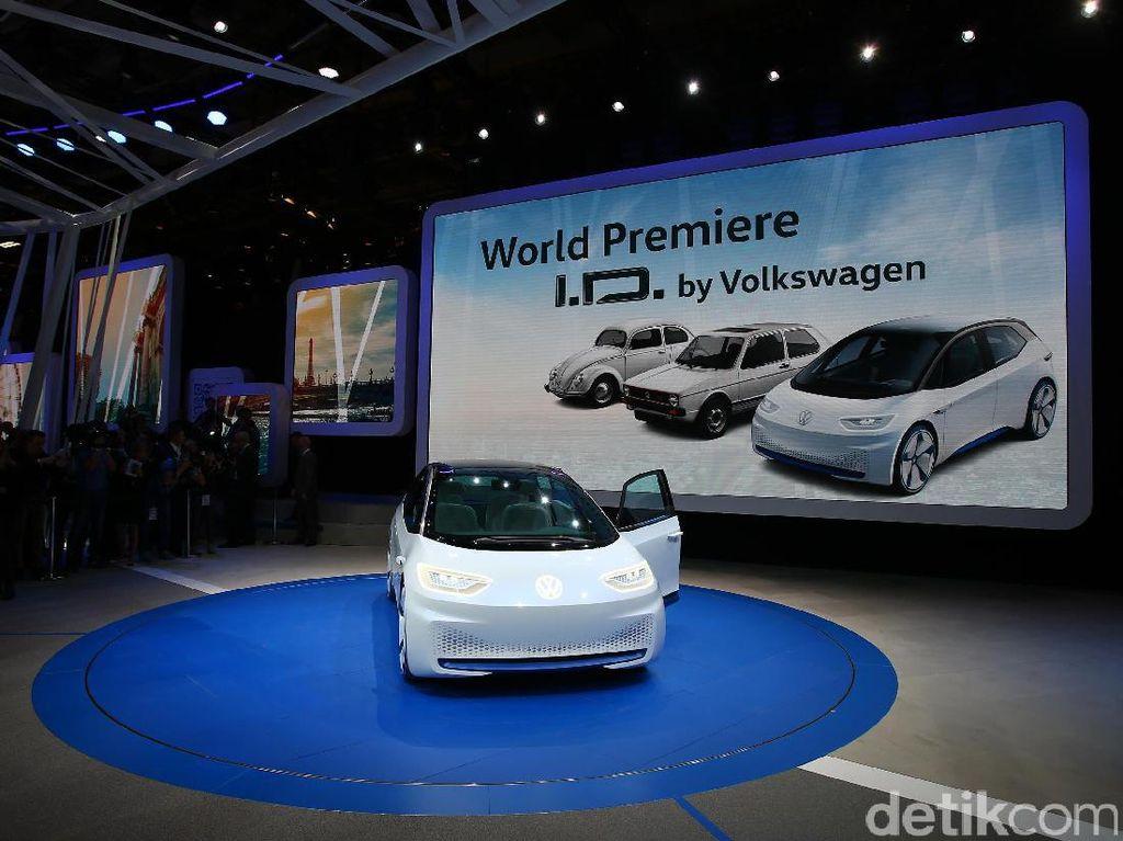 Mobil Listrik VW Ini Disapa Neo
