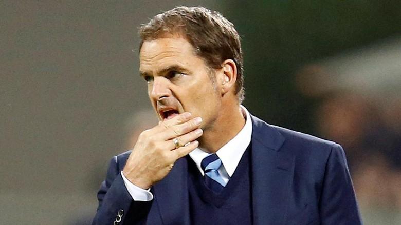 """""""Bandar Bola - De Boer Pantas Dipecat Karena Inter Lebih Banyak Kalah"""""""