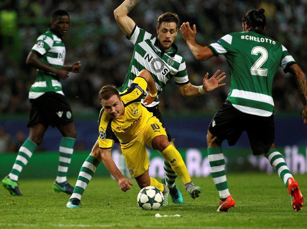 Goetze Ingin Kembali Antarkan Dortmund ke Final Liga Champions