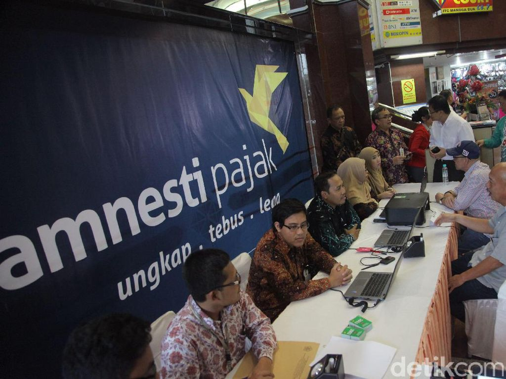 Pengusaha Nggak Kompak Soal Tax Amnesty Jilid II