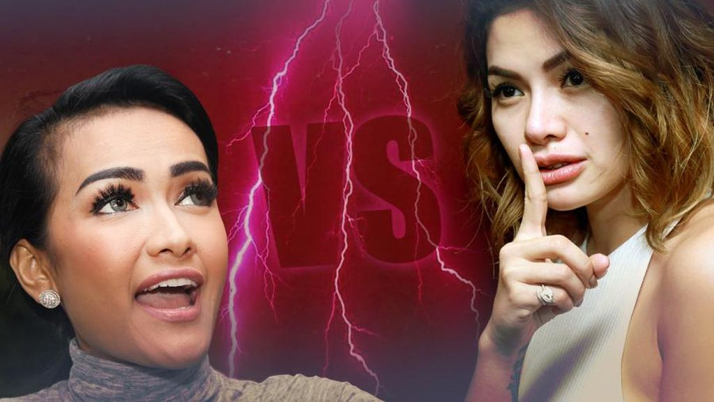 Tak Kunjung dapatkan Maaf, Julia Perez akan Laporkan Balik Nikita Mirzani