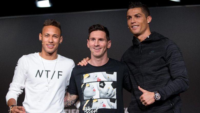 Daftar 23 Kandidat Pemain Terbaik FIFA