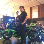 Kawasaki Luncurkan Ninja 650, Harga Rp 164 Jutaan