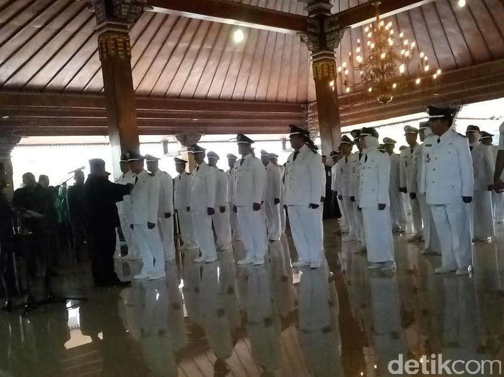 Didemo Warga, Pelantikan Serentak Kades di Gorontalo Ditunda