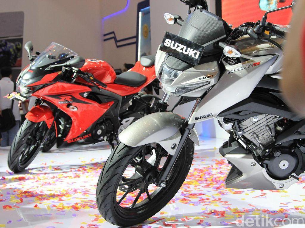 Berkat Suzuki GSX, Satria Eksis Lagi