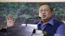 SBY Tanggapi Sejumlah Isu di Cikeas