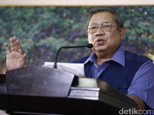 Ini Pidato Lengkap SBY tentang Demo 4 November dan Kondisi Terkini