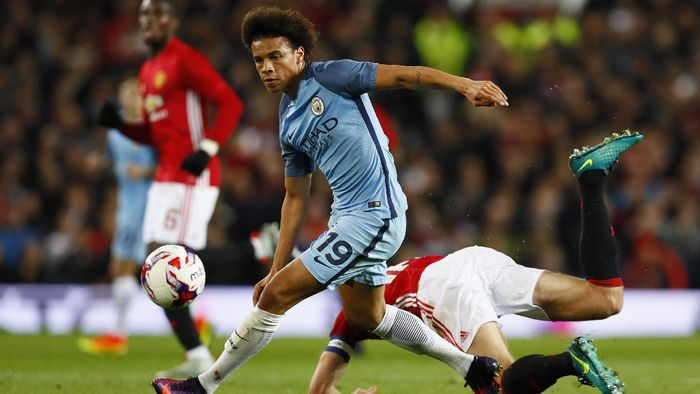 Foto: Leroy Sane (Action Images via Reuters/Jason Cairnduff)