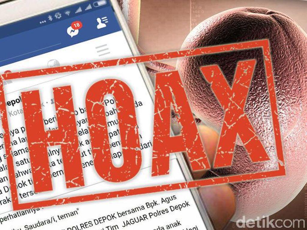 Hari Gini Masih Percaya Hoax? Hati-hati Risiko Penyakit Semakin Memburuk