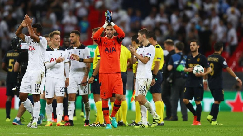 Dukungan Publik Wembley Yang Memaksimalkan Spurs