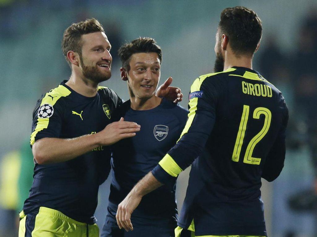 Bukan Laga Mudah buat Arsenal