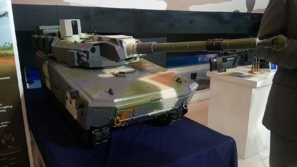 Bakal Dibanderol Rp 50 M/Unit, Ini Kehebatan Medium Tank Made In Bandung