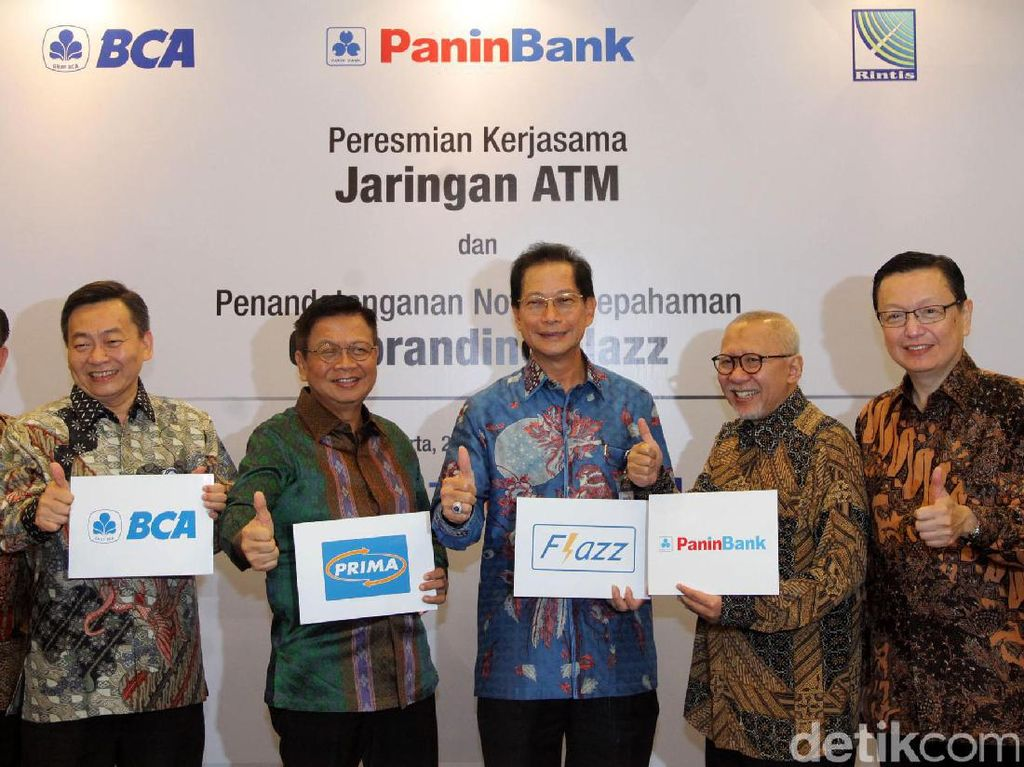 BCA Gandeng Panin Bank dan Rintis Sejahtera