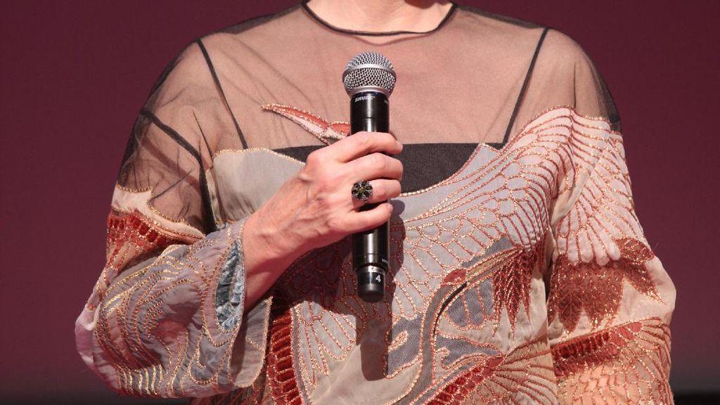 Melihat Meryl Streep dari Dekat di Pembukaan Tokyo International Film Festival 2016