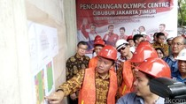 Pakai Nama Olympic Center, Menpora Izin ke IOC agar Tak seperti Logo Lima Ring