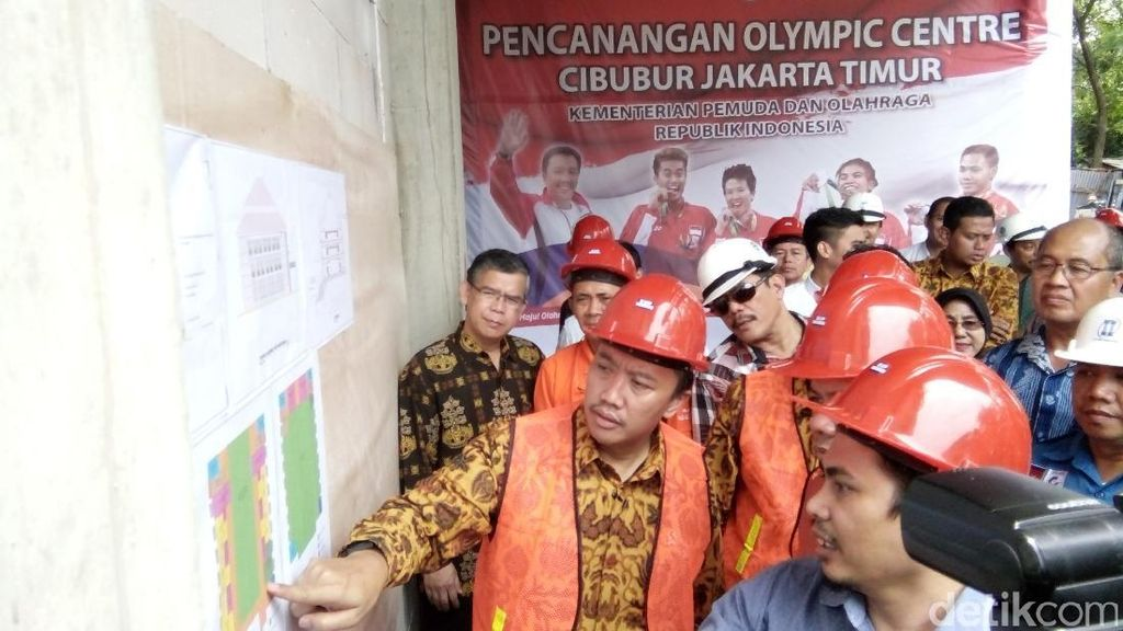 Pelatih Karate Minta Fasilitas Lengkap di Olympic Center