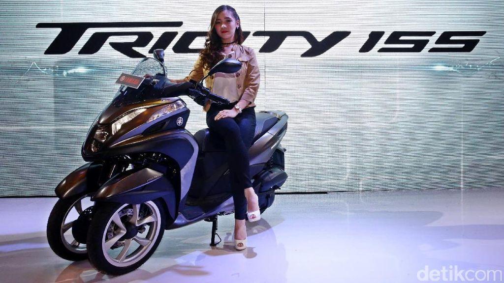 Motor Miring 3 Roda Yamaha Dijual Berapa Ya?