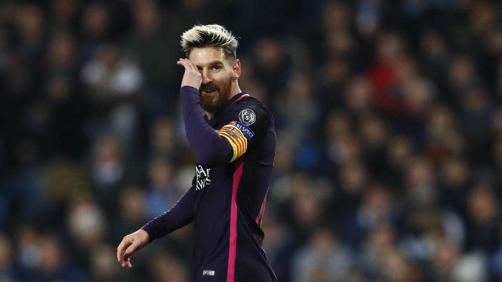 Soal Messi, Pioli: Mimpi Boleh Saja, tapi Juga Perlu Pikirkan Kenyataan